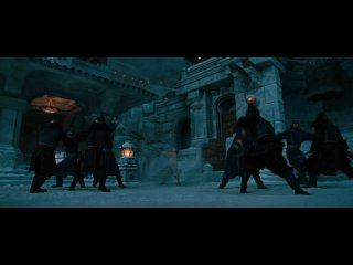 Повелитель стихий - Трейлер № 2 (на русском) HD