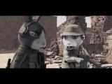 Кролячий Спецназ (CatShitOne) Anime-мульт короткометражка